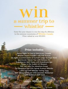 Surf Stitch – Win a trip for 2 to Vancouver, Canada
