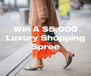 Urban List – Win a $5,000 voucher