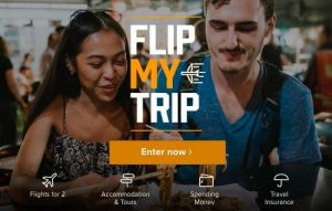 World Nomads – Win 1 of 3 trips for 2