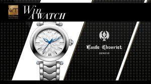WorldTempus – Win a Lady watch from Emile Chouriet