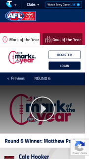 2019 AFL JLT Mark of the Year Competition – Win The Major Prize of $10000 Cash at The End of The 2019 AFL Home and Away Season (prize valued at $10,000)