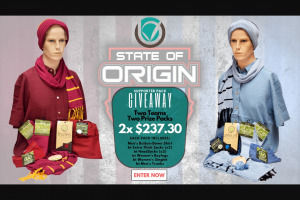 Bamboo Village – Win a Huge Prize From Bamboo Village to Celebrate The State of Origin Games