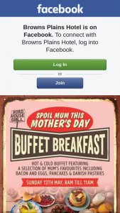 Browns Plains Hotel – Win 1 of 5 Tickets to Our Mother's Day Breakfast Buffet this Sunday