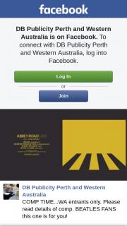 DB Publicity Perth & Western Australia – Win $1750 In Prizes