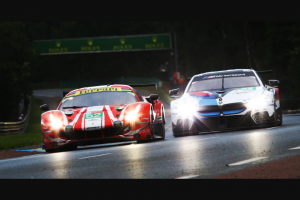 DHL – Win a Trip to The 2019 24 Hours of Le Mans (prize valued at $5,000)