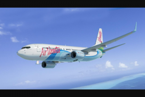Escape – Win a Trip to Paradise With Air Vanuatu (prize valued at $4,570)