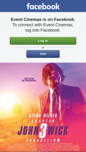 Event Cinemas Pacific Fair – to John Wick Chapter 3