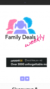 Family Deals Weekly – Win a Double Pass to Long Shot (prize valued at $250)