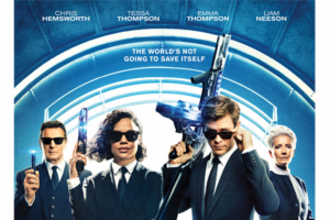 Female – Win One of 20 X Double Passes to Men In Black International
