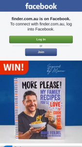 """finder – Win a Signed Copy of Manu Fieldel's Latest Book """"more Please"""" Entries"""
