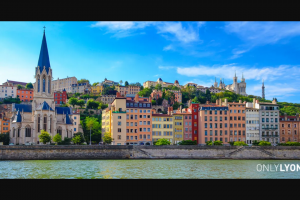 French Tourist Bureau – Win an Amazing Trip for 2 In Lyon (prize valued at $8,000)