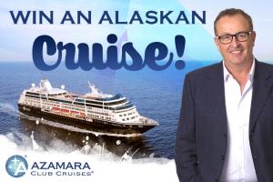 2GB – Win an Azamara Cruise (prize valued at $15,000)