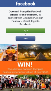 Goomeri Pumpkin Festival – Win The Ultimate Goomeri Pumpkin Festival Experience Valued at Over $600 (prize valued at $600)