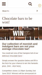 Haigh's Chocolates – Win One of Five Hampers Full of Delicious Chocolate Bars (prize valued at $500)