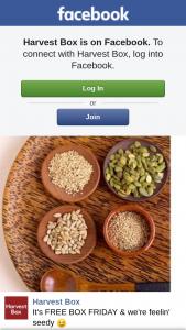Harvest Box – Win a Box Bursting With Harvest Box Seed Snacks