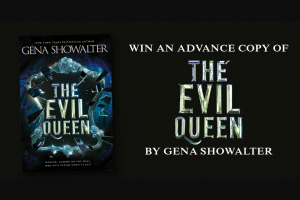 HQ YA – Win a Reading Copy of The Evil Queen