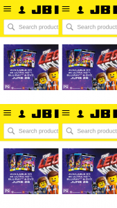 JB HiFi Pre-order The Lego Movie 2 for a chance to – Win a Framed Poster Signed By Chris Pratt (prize valued at $300)