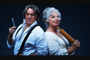 Leader Community News – to Sweeney Todd on Saturday