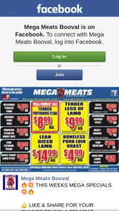Mega Meats Booval – Win a $50 Meat Voucher