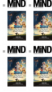 MindFood – Win 1 of 2 Asterix The Secret of The Magic Potion Prize Packs (prize valued at $87)
