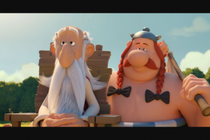 National Seniors – Win a Family Pass (2 Adults and 2 Children) to See The Film at Participating Cinemas Magic Potion Bubble Bottle  Asterix and The Chariot Race
