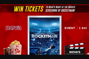 Nova 106.9FM – Win One of The Double Passes Send an Email to Prizes@timeoffmedia With John Wick 3 Parabellum In The Subject Line