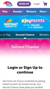 NSW Lotteries Scratch eclub 2nd chance draw Need losing scratchie ticket – of a Second Chance Draw (prize valued at $10,000)