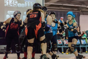 Scenestr – Win a One of Two Double Passes to The Next Adelaide Roller Derby Bout (between Road Train Rollers and Wild Hearses at Adelaide Showground on 1 June) Simply Follow These Two Steps