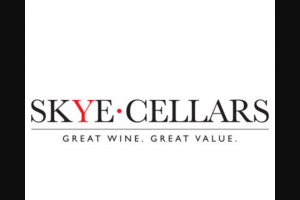 Skye Cellars – Win a Double Pass (prize valued at $2,015)