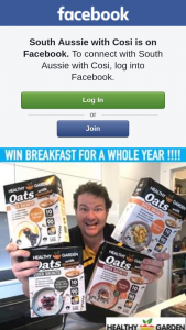 South Aussie with Cosi – Win Breakfast for an Entire Year