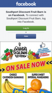 Southport Discount Fruit Barn – Win a $50 Fruit and Veggie Tray