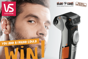 Stan Cash – Win this Vs Sassoon I-Trim & Shave Valued at $74.95 (prize valued at $74.95)