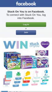 Stuck on You – Win this Ultimate Baby Bundle