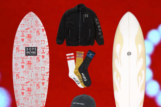 Surfstitch – Win a Custom Surfboard and $500 Worth of Goodies
