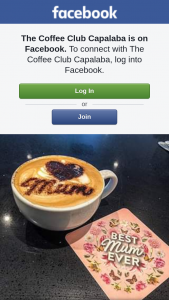 The Coffee Club Capalaba – a $50 Voucher