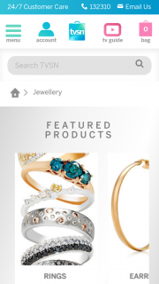 TVSN Purchase 1418 or 9 Carat gold to – Win a Golden Ticket You Need to Purchase Any 14 18 9ct Gold Product During May (prize valued at $200)