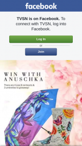 TVSN – Win an Anuschka Umbrella Or Rain Boots