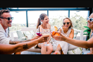 Weekend Edition Gold Coast – Win a Double Pass to Attend Aviary Rooftop Bar's Bottomless Brunch on Saturday June 8.