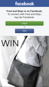 Win a Leather Messenger Bag (prize valued at $199)