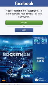 Your Toolkit – Win 1 of 5 In-Season Double Passes