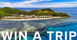 7Travel – Win a 5-night holiday for 2 in Fiji