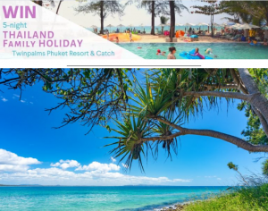 Bound Round – Win a family holiday for 5 people for 5 nights in Thailand
