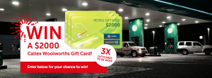Budget Direct – Win 1 of 18 prizes including Caltex gift cards, JB Hi-Fi gift card and more