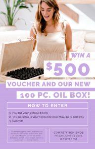 ECO. Modern Essentials – Win a $500 voucher plus an Oil Box