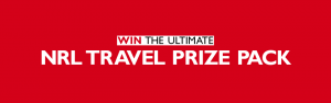 Flight Centre – Win an ultimate NRL travel prize pack