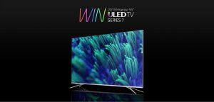 Hisense – Win a 2019 ULED TV 55″ Series 7