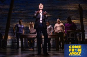 Mind Food – Win 1 of 2 double tickets to Come From Away performance