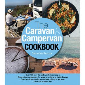 Mind Food – Win 1 of 7 copies of The Caravan & Campervan cookbook