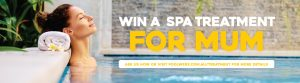 Poolwerx – Win 1 of 8 spa vouchers