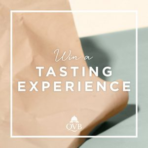 Queen Victoria Building – Win a Tasting Experience of the QVB and experience 5 restaurants and cafes